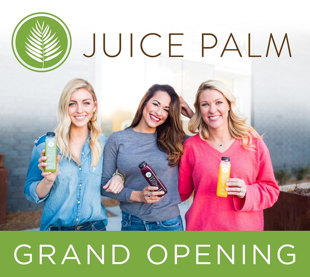 Juice Palm to Open Second Storefront in 8th Street Market